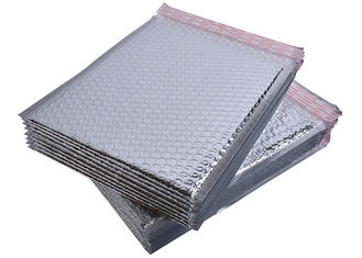 China Shiny Mail Packaging Bags , Alu Foil A4 Mailing Bags For Security Shipping supplier