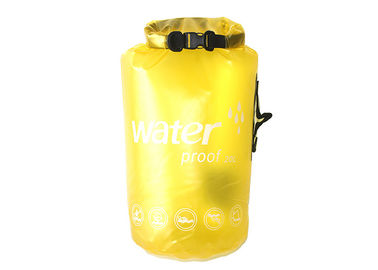 China Custom Printed Waterproof Rafting Bags , 20L  Best Dry Bags For Boating supplier