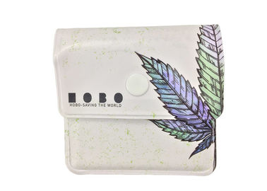 China 8 * 8cm Portable Pocket Ashtray Personal Ashtray Portable Bag Stock Color distributor