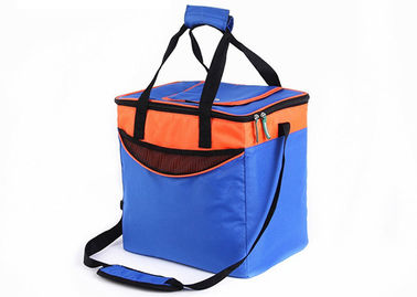 China Large Cooler Lunch Bag Insulated Tote Lunch Bag With Shoulder Strap For Men factory