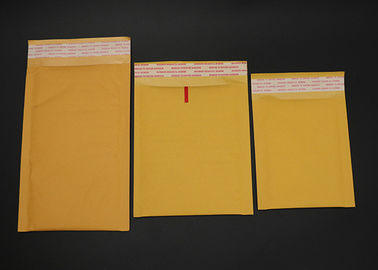 China Paper Postage Bags Parcel Packaging Bags , Paper Shipping Envelopes For Security Mail distributor