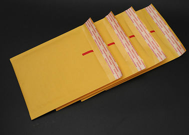 China Bubble Parcel Packaging Bags Padded Shipping Materials Post Office With Custom Print factory