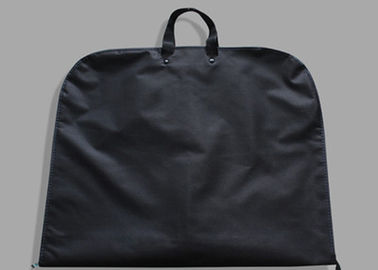 China Personalized Hanging Garment Bag , Mens Suit Carrier For Travel Packaging distributor