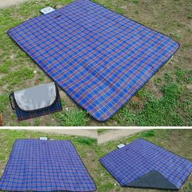 China Travel Foldable Waterproof Picnic Mat Epe / PEVA Material For Sale OEM factory