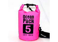 Sport PVC Waterproof Dry Bag Ocean Pack Dry Bag Survival Gear 5L / 10L / 15L / 20L