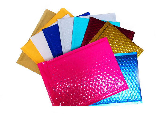 Waterproof Bubble Wrap Packaging Bags Bubble Film Mail Bag For Express Packaging Bag